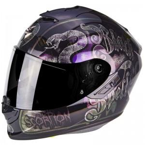 SCORPION EXO 1400 AIR BLACKSPELL Chameleon black