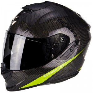 SCORPION EXO 1400 AIR CARBON PURE Neon Yellow