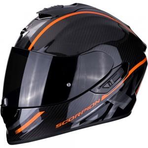 SCORPION EXO 1400 CARBON AIR GRAND Orange