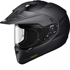 SHOEI HORNET ADV - Black Matt
