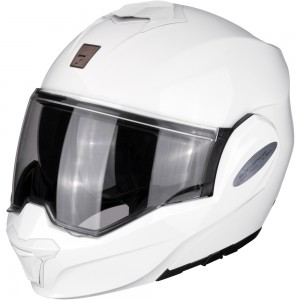 SCORPION EXO TECH SOLID White