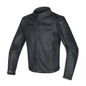 DAINESE RAZON PERF. LEATHER JACKET