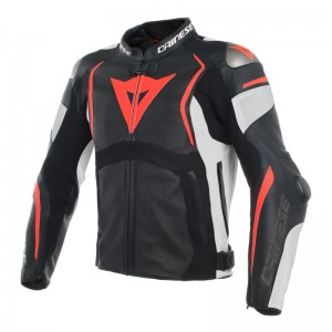 DAINESE MUGELLO PERF. LEATHER JACKET