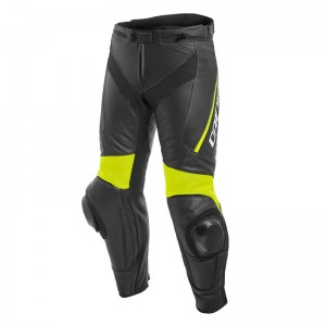 Pantaloni Dainese DELTA 3 LEATHER PANTS