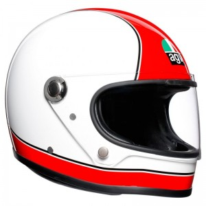 AGV X3000 SUPER AGV RED/WHITE