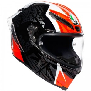 AGV CORSA R PLK CASANOVA BLACK/RED/GREEN