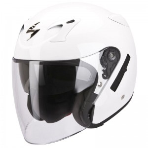 SCORPION EXO 220 SOLID White