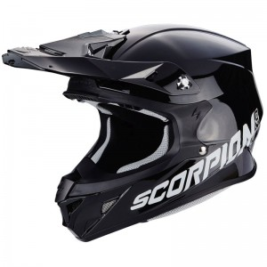 SCORPION VX 21 AIR SOLID Black
