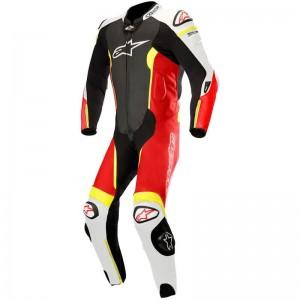 ALPINESTARS MISSILE LEATHER SUIT TECH AIR BAG COMPATIBLE