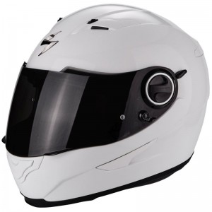 SCORPION EXO 490 SOLID White