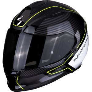 SCORPION EXO 510 AIR FRAME Black-Neon Yellow-White