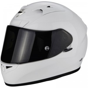 SCORPION EXO 710 AIR SOLID White