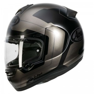 ARAI AXCES-3 LINE BLACK