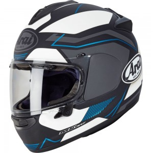 ARAI CHASER-X SENSATION BLUE MATT