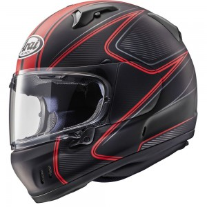 ARAI RENEGADE-V DIABLO RED MATT