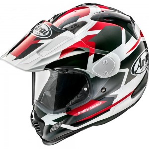 ARAI TOUR-X4 DEPART RED METALLIC