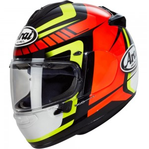 ARAI CHASER-X PACE RED