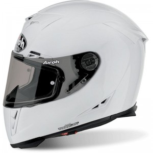 AIROH GP 500, Color, white gloss