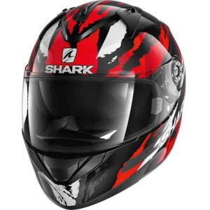 SHARK RIDILL OXYD color Black Red Silver