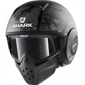 SHARK DRAK EVOK MAT color Black Anthracite Anthracite