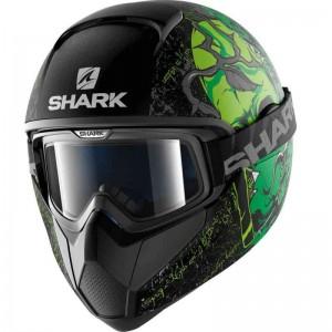 SHARK VANCORE ASHTAN MAT  color Black Green Green