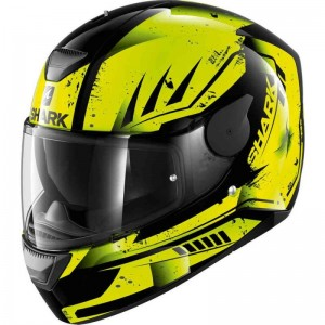 SHARK D-SKWAL DHARKOV  color Black Yellow Anthracite