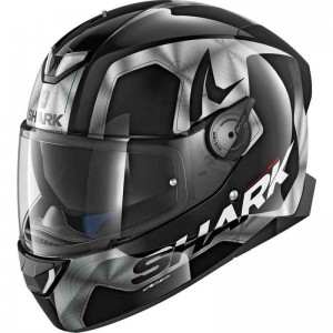 SHARK SKWAL 2 TRION CHROME  color Black Chrome Anthracite