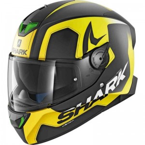 SHARK SKWAL 2 TRION MAT  color Black Yellow Yellow