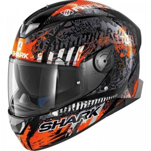 SHARK SKWAL 2 SWITCH RIDERS 2 color Black Orange White