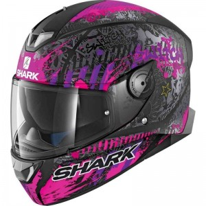 SHARK SKWAL 2 SWITCH RIDERS 2 color Black Violet Violet MAT