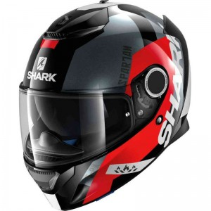 SHARK SPARTAN APICS color Black Red Anthracite