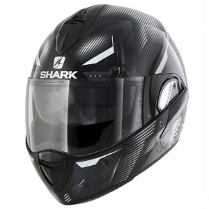 SHARK EVOLINE Series 3 SHAZER color Black White White