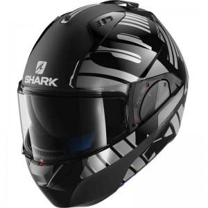 SHARK EVO-ONE V2 LITHION color Black Chrom Anthracite