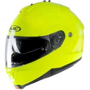 HJC IS-MAX II Fluorescent / Fluorescent Green