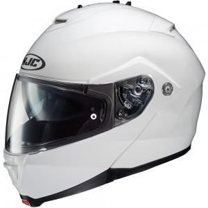 HJC IS-MAX II METAL / Pearl White Ryan