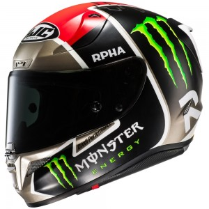 HJC RPHA 11 JONAS FOLGER REPLICA / MC1SF
