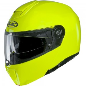 HJC RPHA 90 METAL / Fluorescent Green
