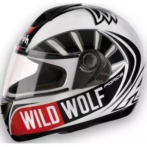 Airoh Rides Aster-X Wild Wolf