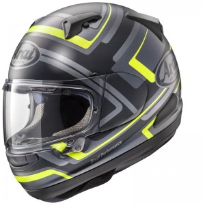 ARAI QV-PRO CHARGED YELLOW