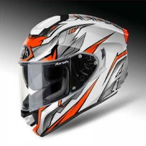 AIROH T600, Bionic, Orange Gloss