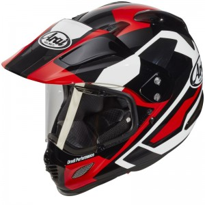 ARAI TOUR-X4 CATCH RED