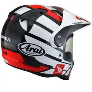 ARAI TOUR-X4 HONDA AFRICA TWIN WHITE