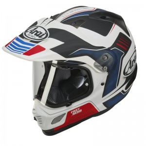 ARAI TOUR-X4 VISION RED MATT
