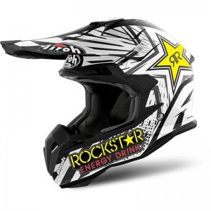 AIROH TERMINATOR, Rockstar, matt